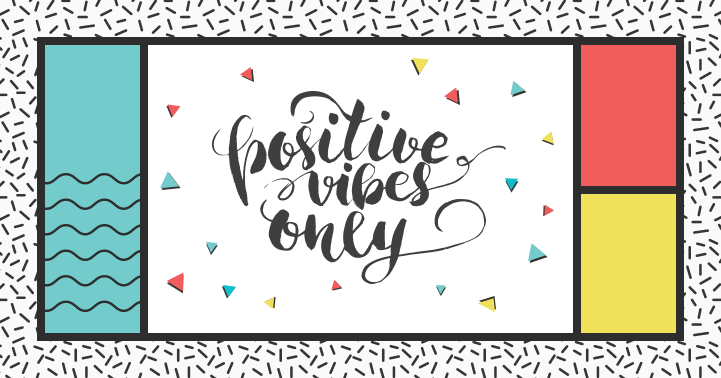 Positive vibes only en Aba!