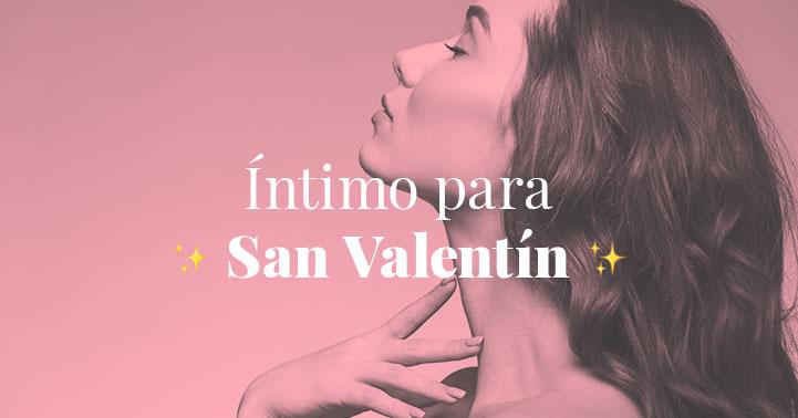 Íntimo para San Valentín