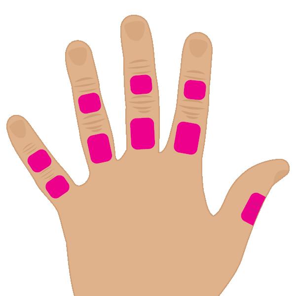 Dedos de Manos