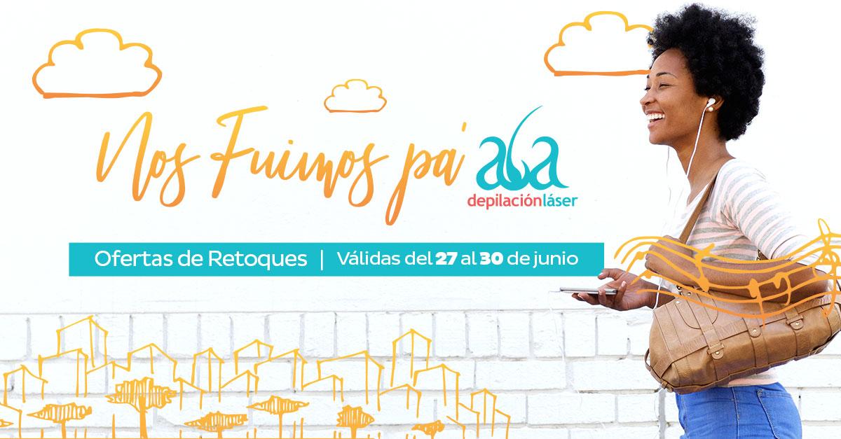 Ofertas de Retoques Válidas del 27 al 30 de junio